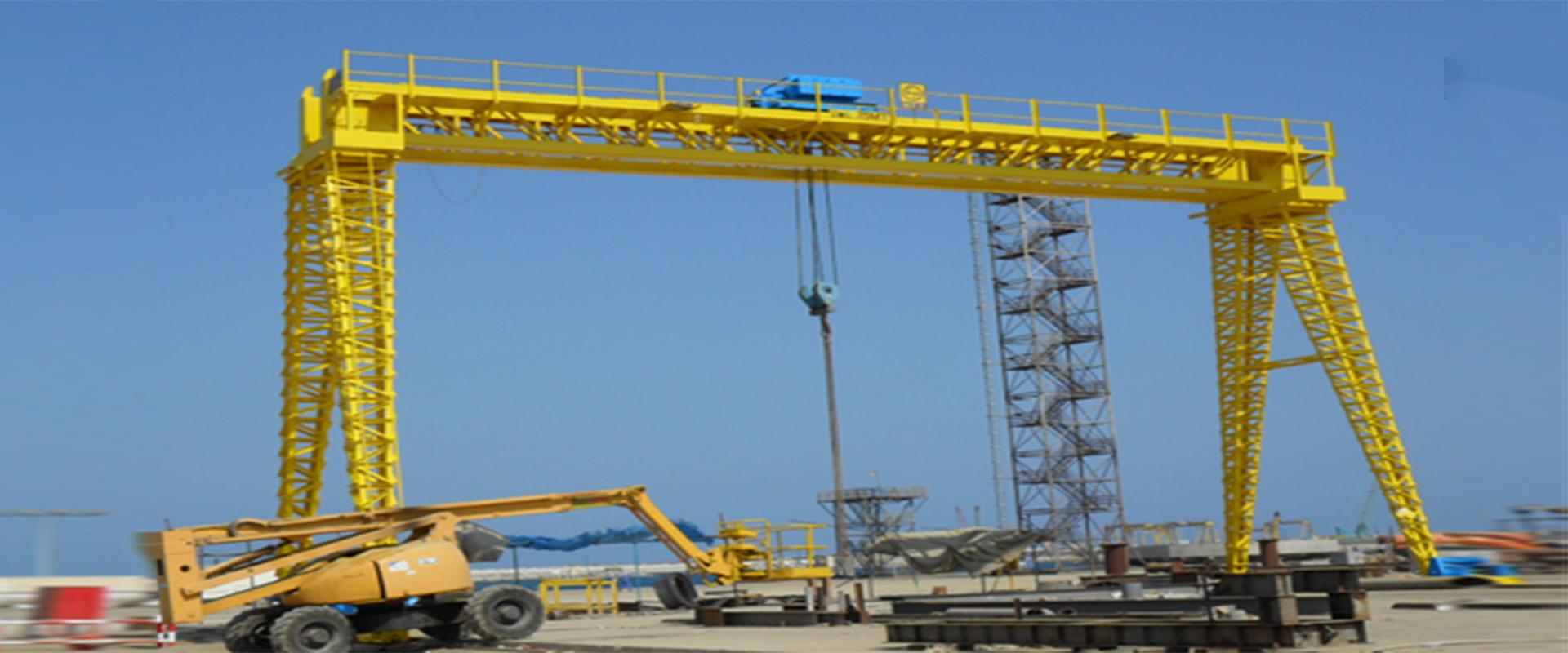 Overhead Cranes Pakistan : Overhead gantry cranes pakistan elevator lifting and