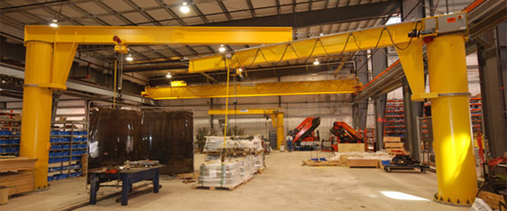 Overhead Cranes Pakistan : Jib tower cranes pakistan elevator lifting and access